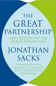 jonathan sacks - great partnership